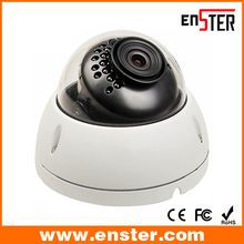 Enster CCTV Vandal 2.8-12mm CCTV Dome Camera 4X Zoom Onvif PoE IP Camera NST-IPH3572-A