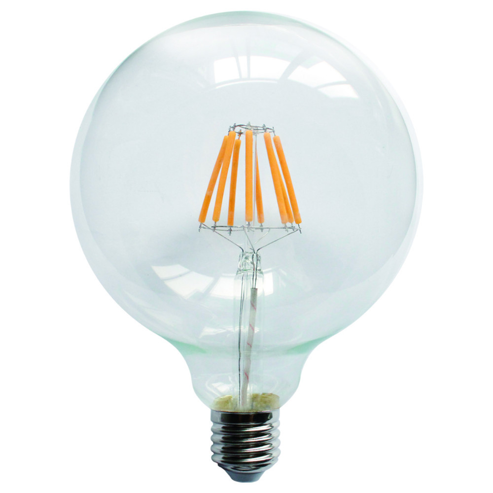 led filament bulb dimmable edison G125