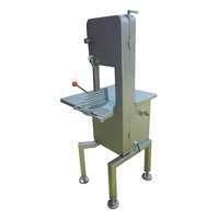 Food Processing Machinery tulang meat saw machine