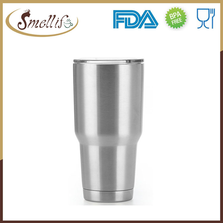 Heat and Cold Retention Double Wall 304 Stainless Steel rtic 30 oz. tumbler