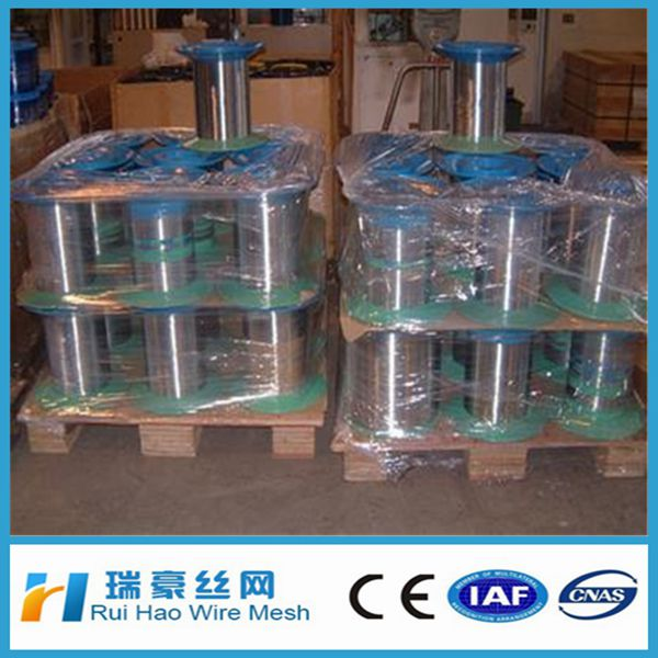 Nickel alloy 304 grade stainless steel bright wire