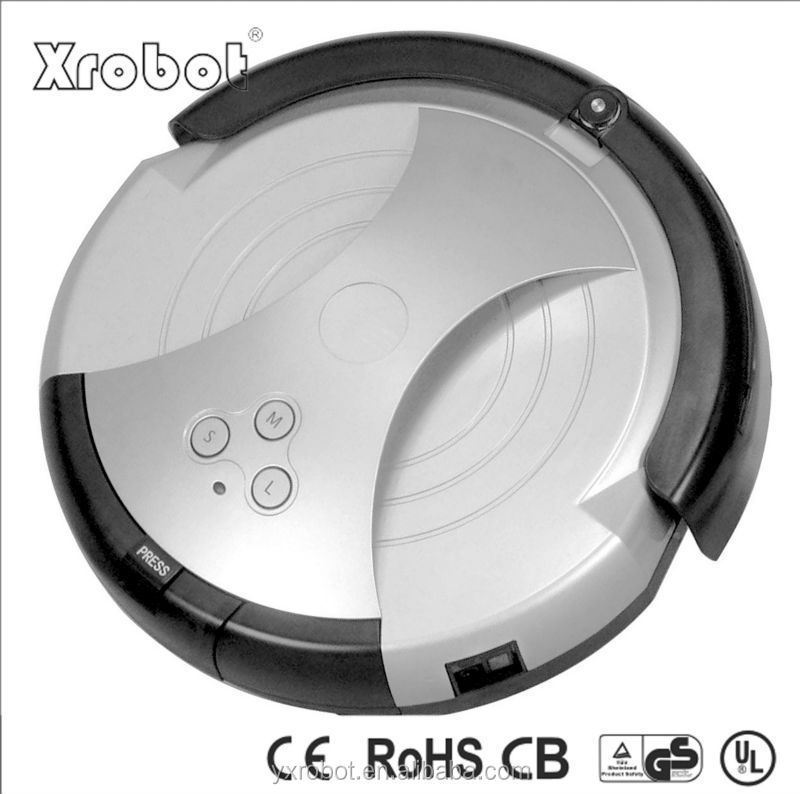 Automatic vacuum robot for floor cleaning