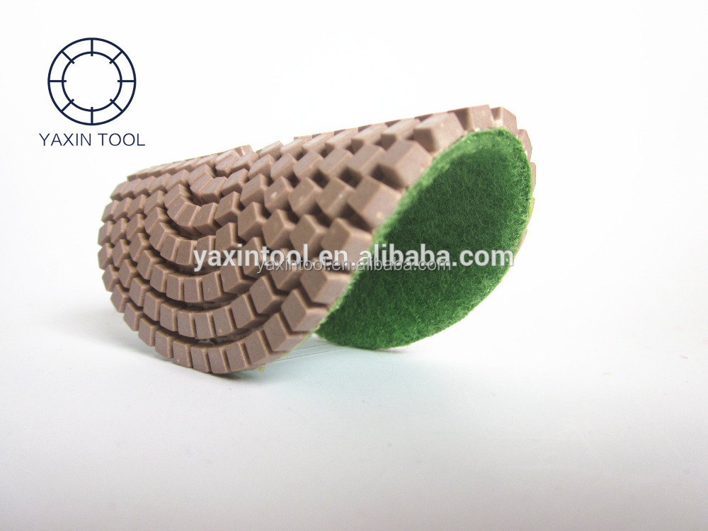 Hizar floor polishing pad