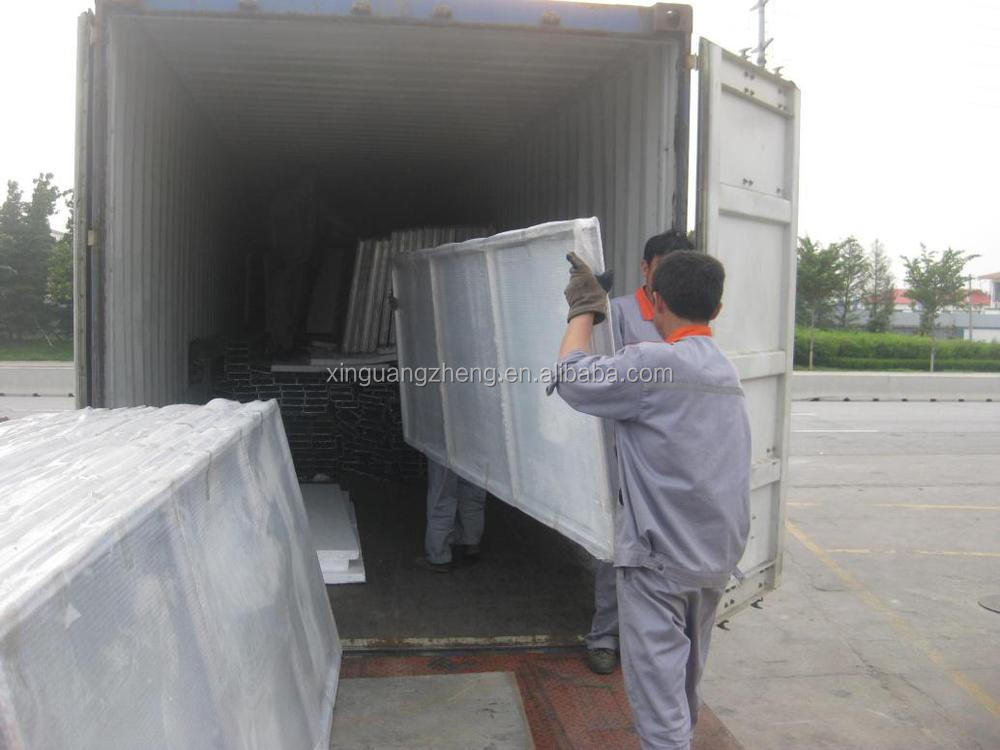 China Fast build construction design steel structure building warehouse