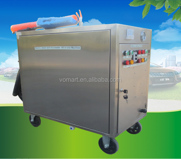 Ce 8 Bar Portable Vapor Washer/ Steam Commercial Dry Steam