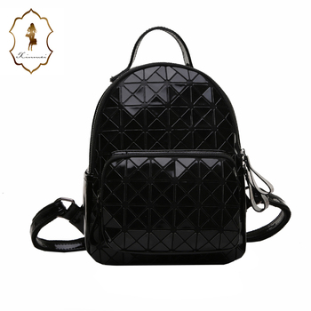 65a5f741b2660 Young fashion surface ringer high level PU fabrics cheap cute backpacks for  college girls