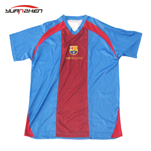 43cd043da China cheap promotion customized sublimated soccer jersey dry fit mesh  create your own soccer jersey