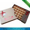 Luxury paper candy chocolate packaging box