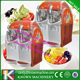 2 tanks Yogurt Frozen fruit ice cream maker