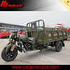 gas powered tricycle/cargo 3 wheels motorcycle/three wheel gas scooters