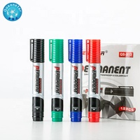 Eco-friendly Custom Fabric Marker Pen Permanent Touch Window Marker
