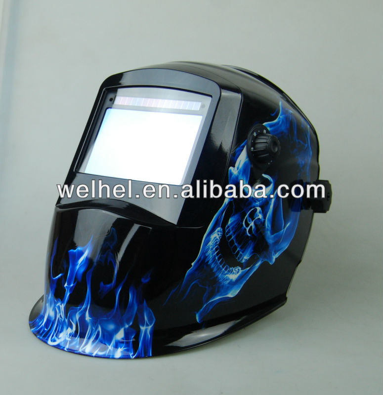 Welding accessory safety helmet UV protection mask