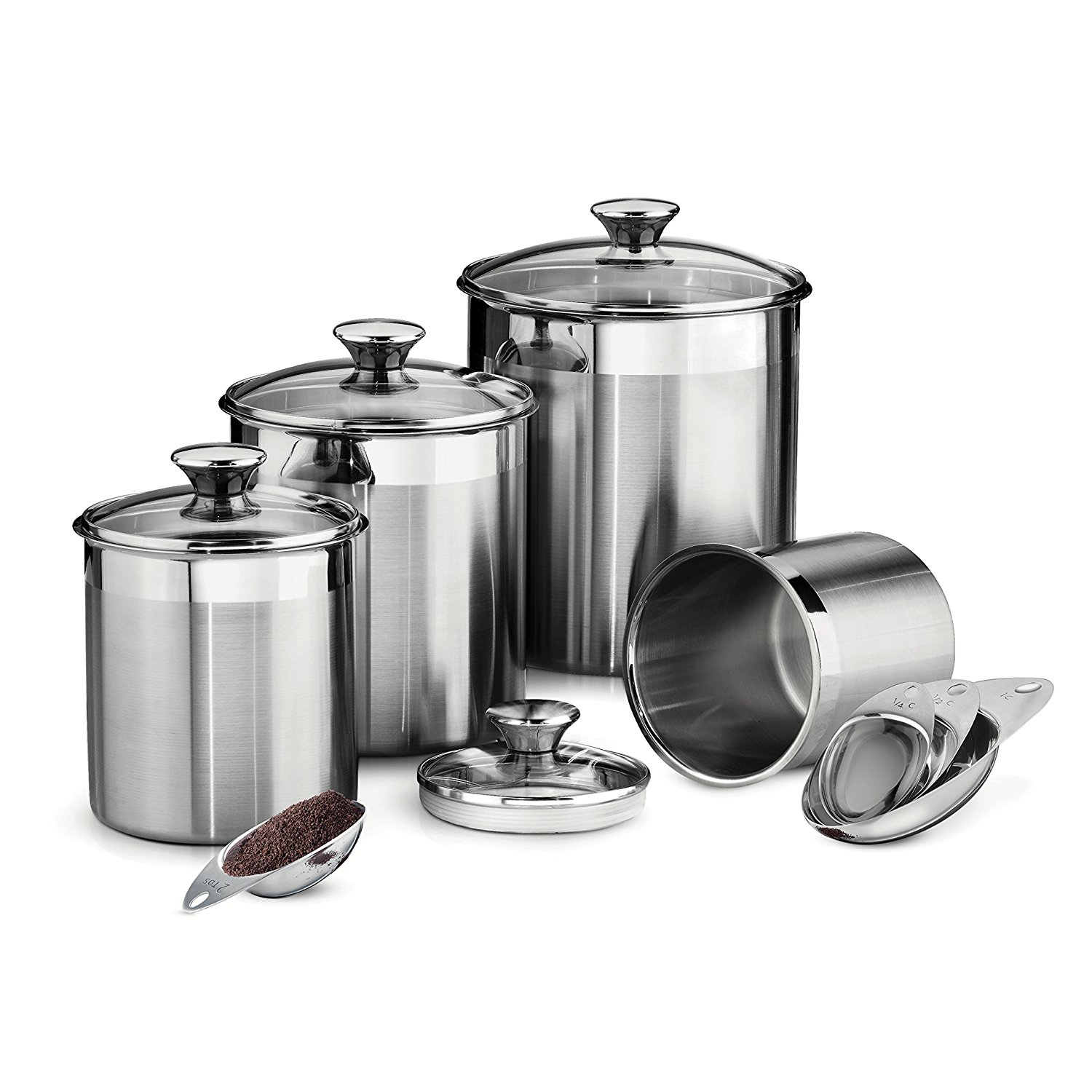 Cheap Large Stainless Steel Canister Find Large Stainless Steel