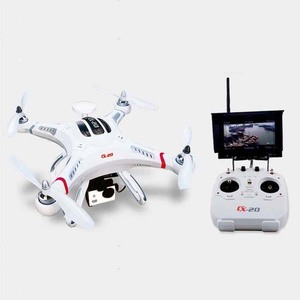 2017 GPS drone cx-20 Auto-Pathfinder FPV camera HD 6axis Gyro 2700mAh battery cheerson cx20 quadcopter