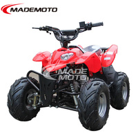cheap japanese quad bike 4 wheel gas atv with 40km/h speed