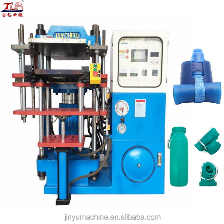 high quality Silicone Collapsible Water Bottle making machine