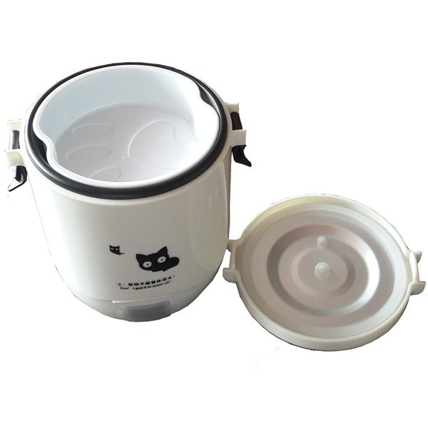 Microwave glass cooker rice