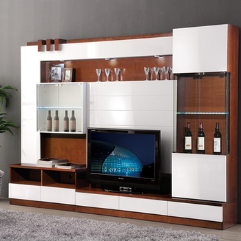 Tv Unit Design Furniture Living Room Wall Mount Console Stand Cabinet Designs For Hall
