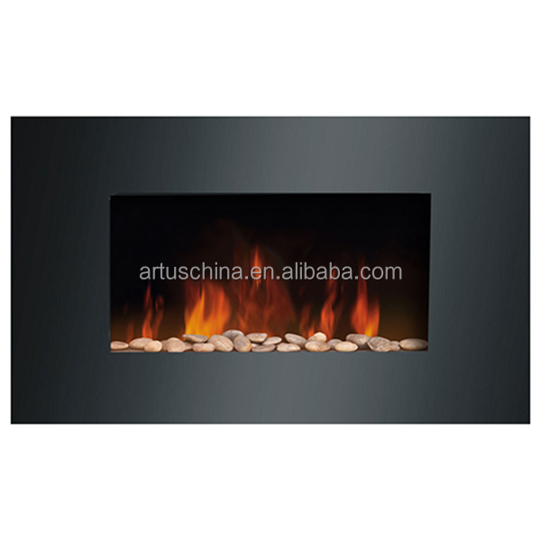 Wall Mounted Led Electric Fireplace, Wall Mounted Led Electric Fireplace  Suppliers And Manufacturers At Alibaba.com