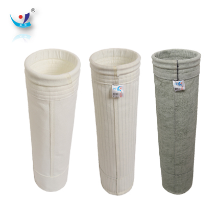 Polyester filter bag for air filtration for dust collector