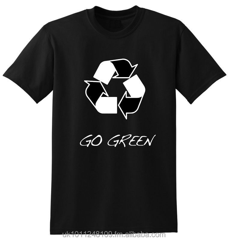Go Green Men's T-shirt