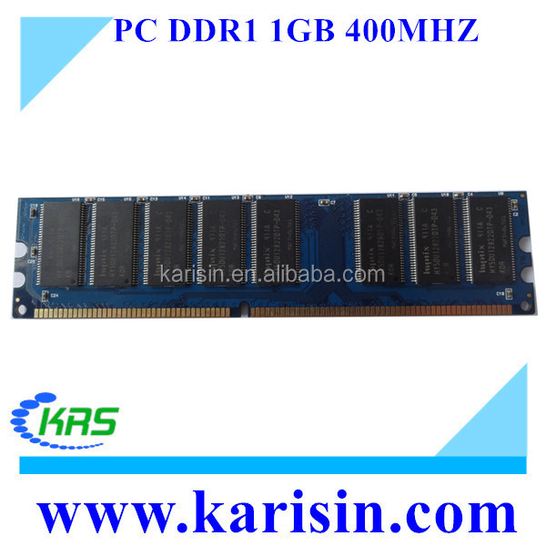 Low density ETT chips ddr1 333 400 mhz 1gb pull ram for desktop