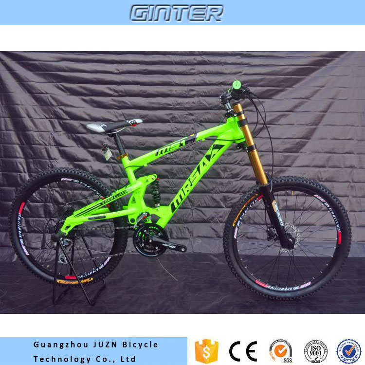 2017 New soft tail downhill mountain <strong>bike</strong>
