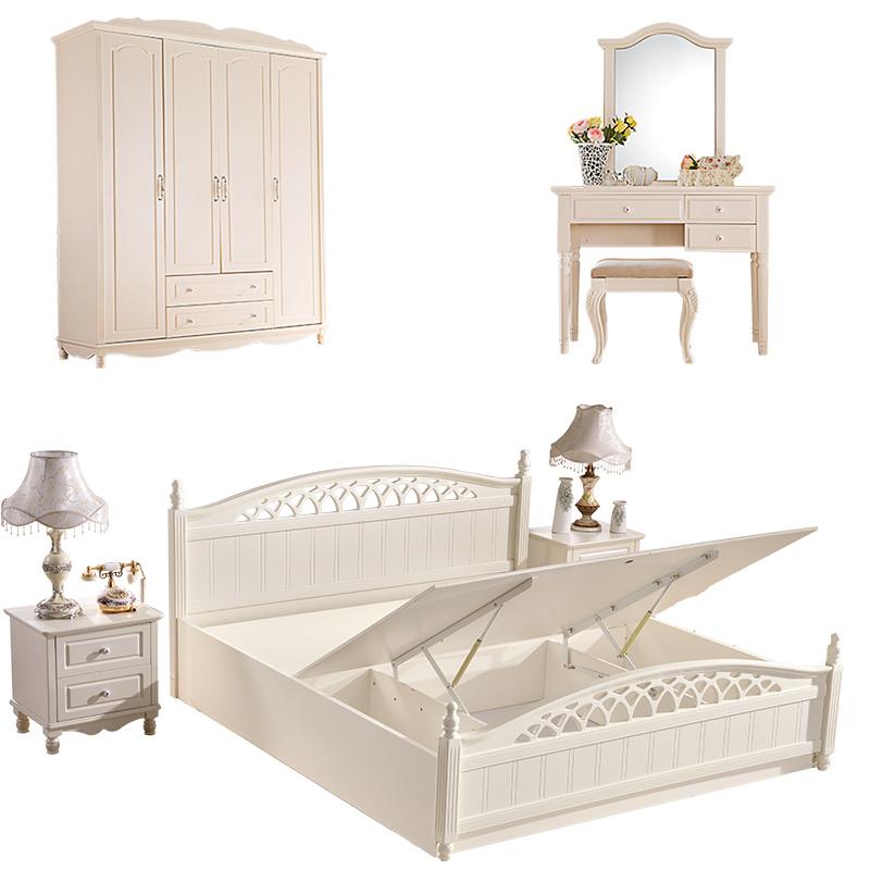 Venta al por mayor camas de madera hidraulicas-Compre online los ...