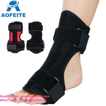 0efd990c83 Orthopedic drop ankle orthosis plantar fasciitis night splint brace for plantar  fasciitis