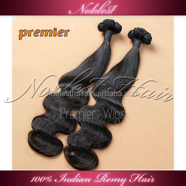 Hot new products for 2014 egypt russian human hair weaving