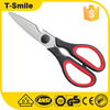 Separable fish scaling household scissors for cutting meat