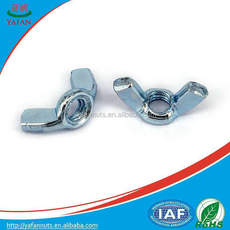 butterfly wing nuts/wing nuts/bicycle nut/tent nuts