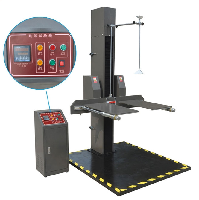 Electronic Product Testing Instruments : Laboratory electronic universal drop test machine