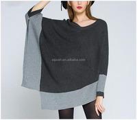 Winter Wrap Knit Overcoat Women Ponchos