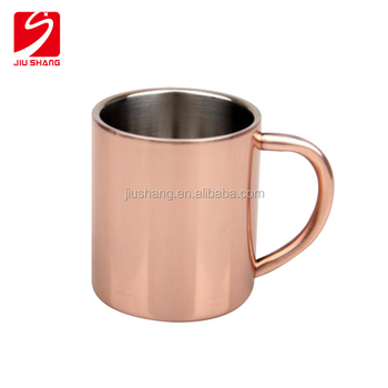 Fashion Unbreakable Stainless Steel Solid Moscoe Mule Copper Mug Made In  India - Buy Copper Mug Made In India,Solid Moscoe Mule Copper Mug,Stainless