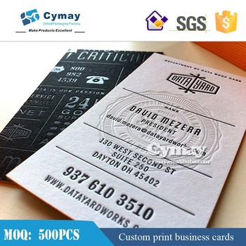 Cotton paper 3d effect business cardemboss press business cards cotton paper 3d effect business card emboss press business cards reheart Gallery