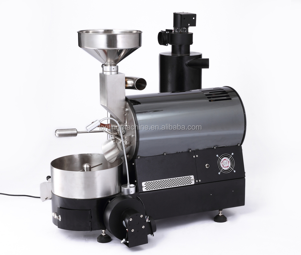 Smaller home coffee roaster BK-600g electric /gas coffee roaster