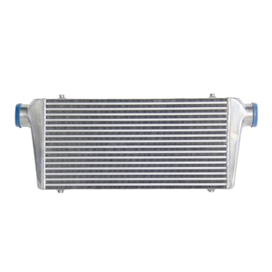 Factory sale small aluminum radiator for motorcycle
