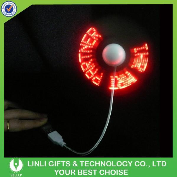 product detail usb driver led message fan program self programmable