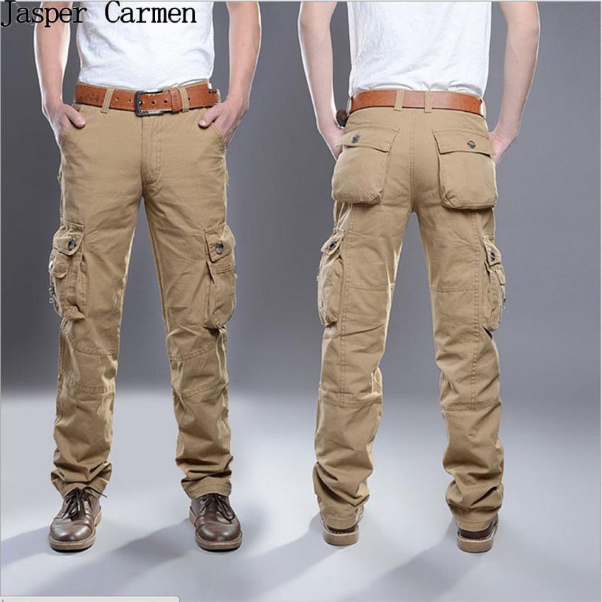Para Hombre Pantalones De Camuflaje de alta calidad