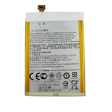 100% Original spice cell phone battery C11P1325 for Asus ZenFone 6/A600/A600CG/T00G/z6