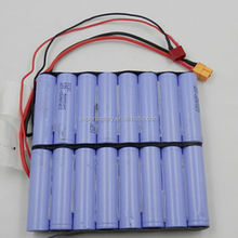 In stock rechargeable 60v lithium ion battery for IPS solo wheel/unicycle electric lithium ion battery