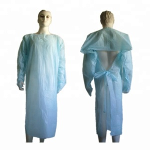 disposable patient surgical drapes and gowns CPE