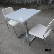Commercial bar counter top / waterproof solid surface bar table