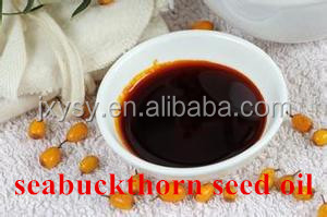 Supply Pure Seabuckthorn Seed Oil Fight infectionpromotes healingSea Buckthorn Oil in Bulk reduces blood pressure