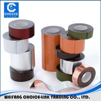 Good rubber elasticity self adhesive bitumen flashing tape for roof