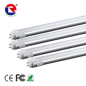 Factory supply high lumen 170-265v/ac 120cm 18/19w 4ft led t8 tube,4ft 2835smd t8 led tube light 18-19w