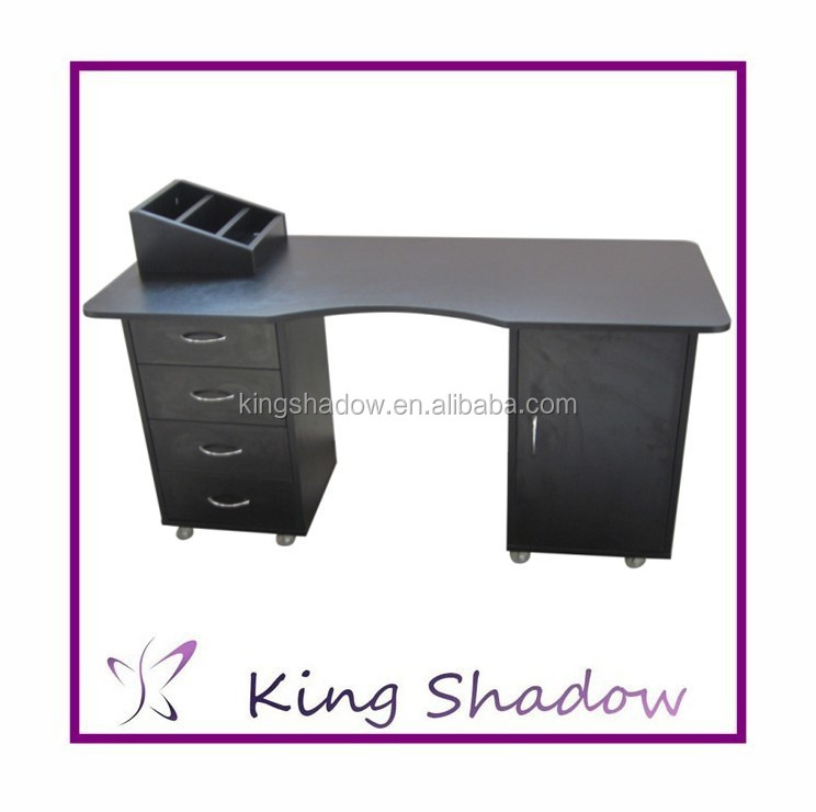 2017 Double Nail Table / Nail Dryer Station / Portable Manicure ...