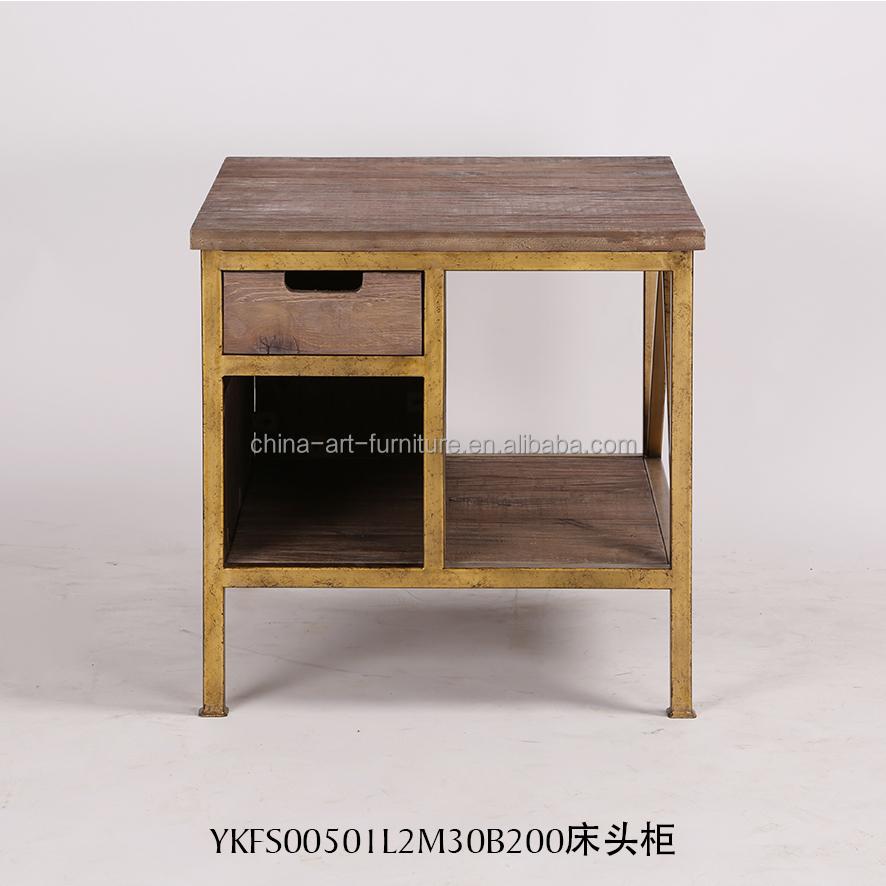 Venta al por mayor muebles con acabado vintage-Compre online los ...