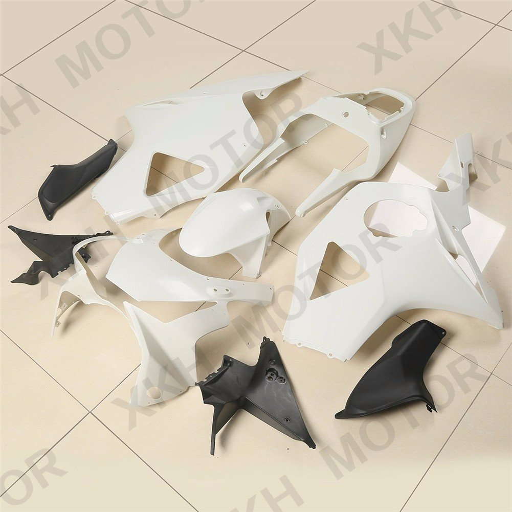 Naked Unpainted Full ABS Injection Plastics Fairings For